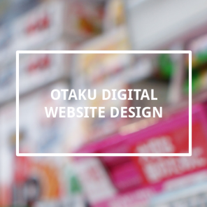 Otaku Digital Website Design