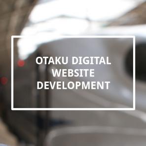 Otaku Digital Website Development